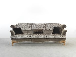 4893, Classic sofa, outlet price