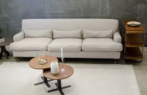 Vienna, Sofa with removable fabric covering