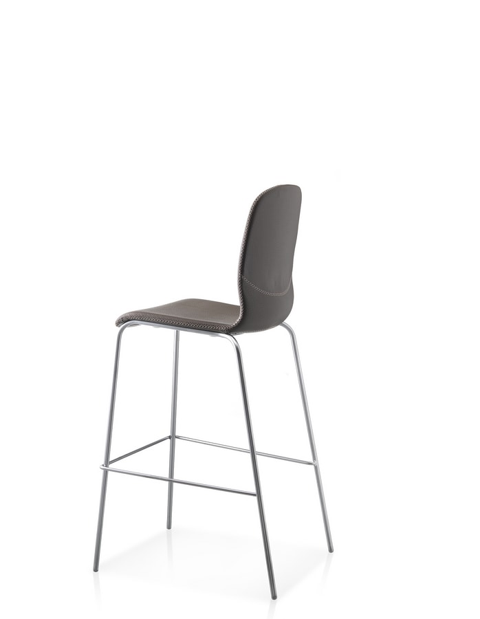Glamour Up SG, Metal stool, padded