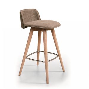 Molly-SGW, Stool with soft seat