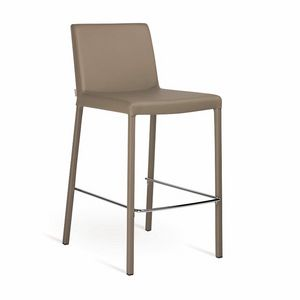 Novis-SG65, Linear stool, fully upholstered
