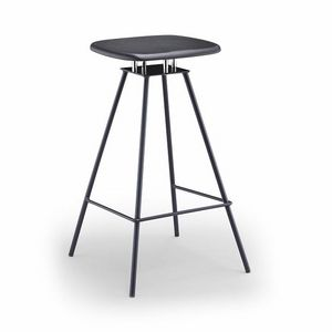Olaf-SG, Metal stool, without backrest