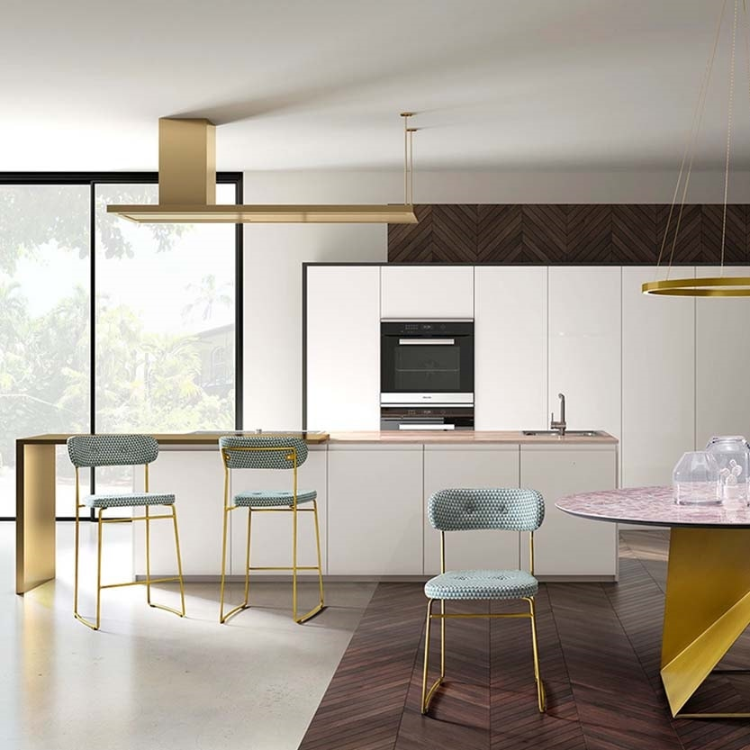 Peter-MB SG65, Metal stool for kitchen