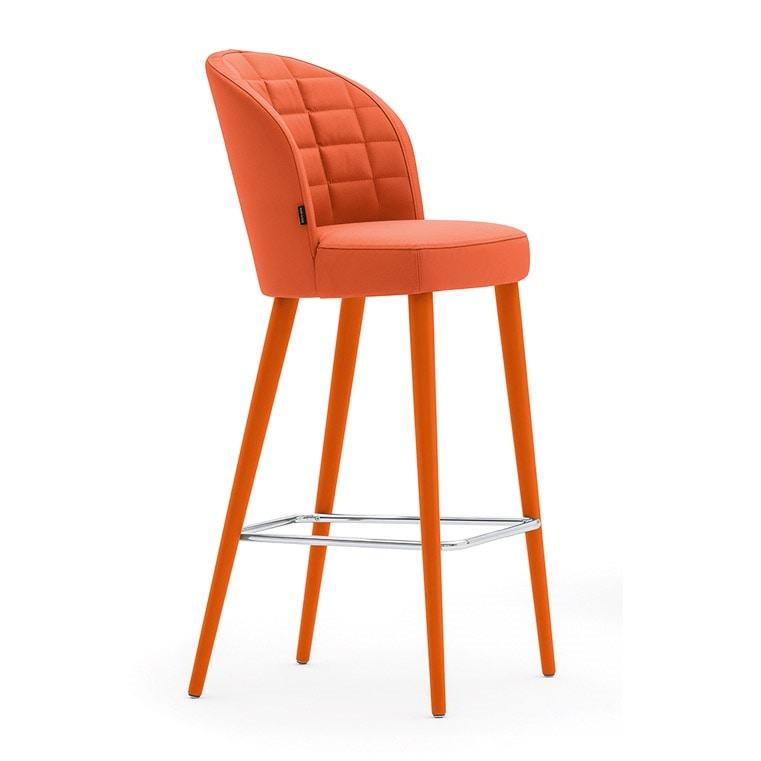 Rose 03984, Modern upholstered stool