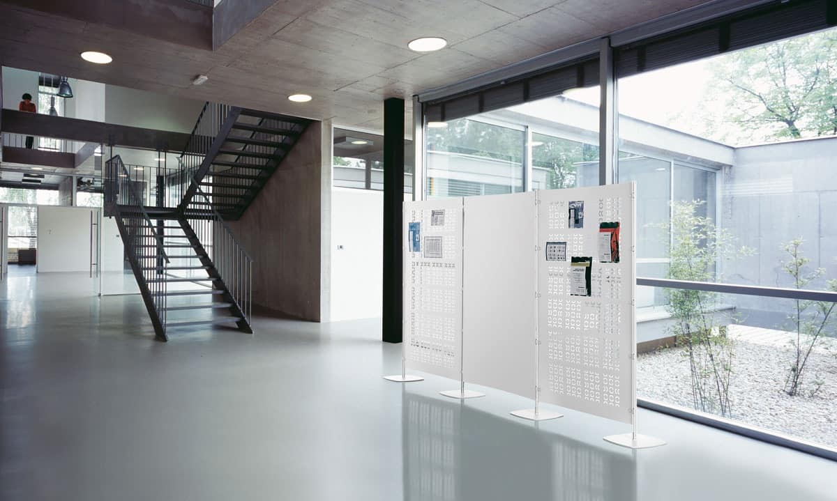 Arianna 4, Modular Partitions panels for Offices