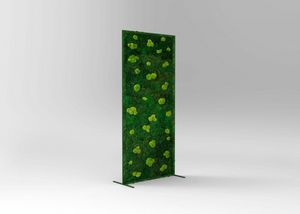 Vertical Garden partition wall, Partition panels inspired by nature