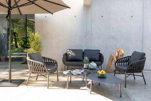 DROP SET, Garden woven seating set