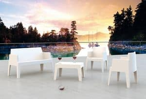 Formentera Set, Garden furniture set, for outdoor locations