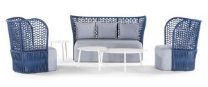 Puerto Plata, Outdoor set with armchairs and sofa