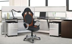 Armchair office chair racing Race � SU130RAC, Office armchair racing sport style