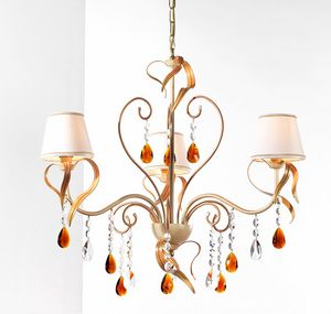 10013, 3 lights chandelier