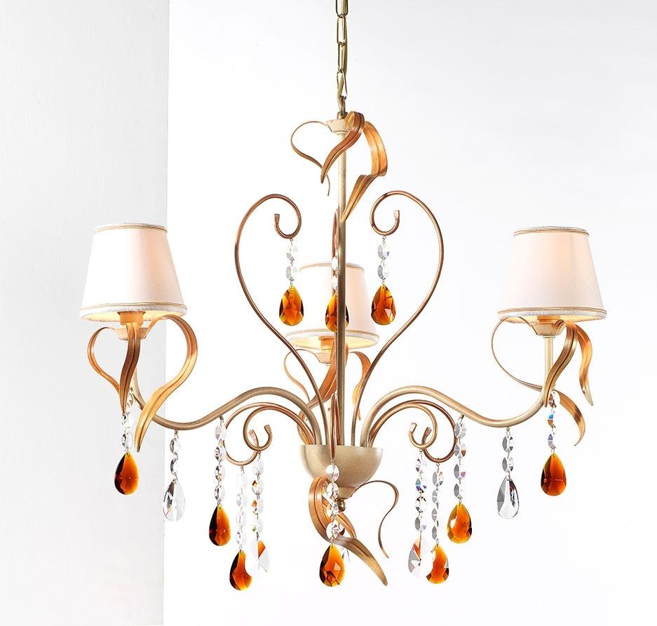 10013, 3 lights chandelier