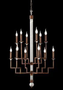 211112, Medieval design chandelier