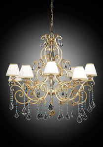 219110, Classic style chandelier