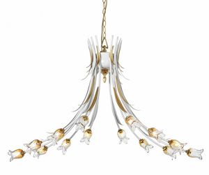 220114, Refined chandelier