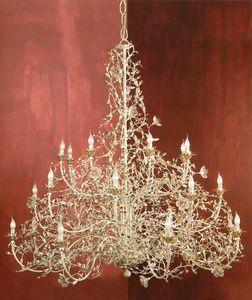 912124, Classic design chandelier