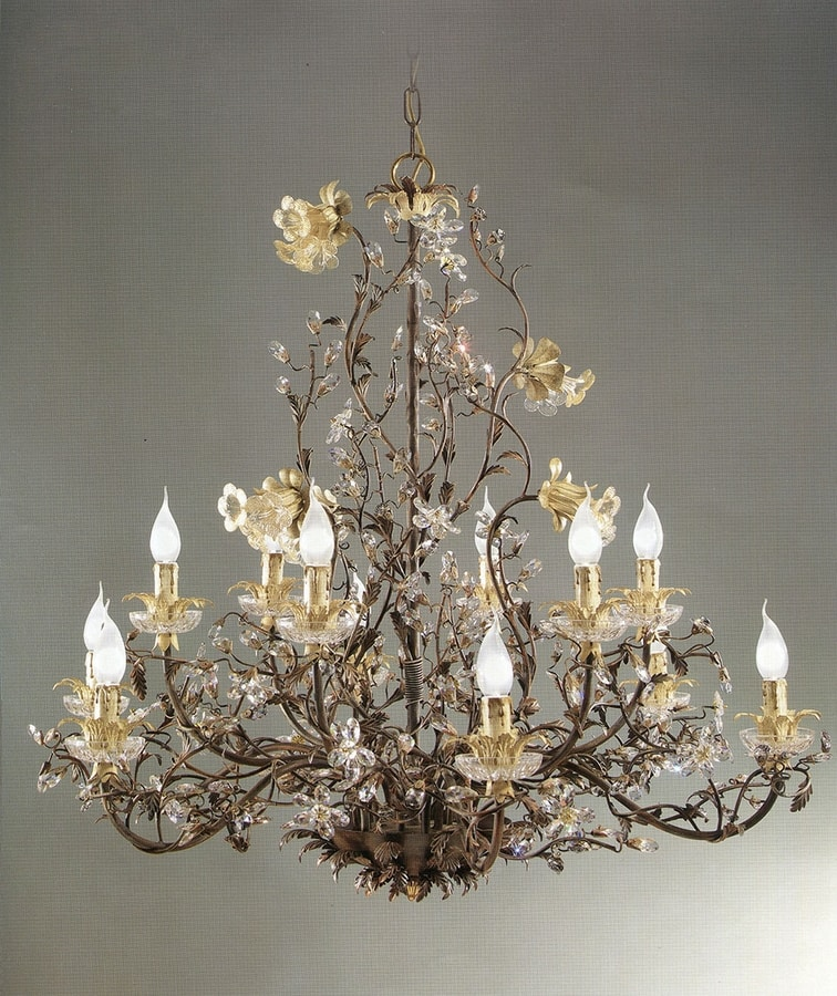 940112, Classic style chandelier