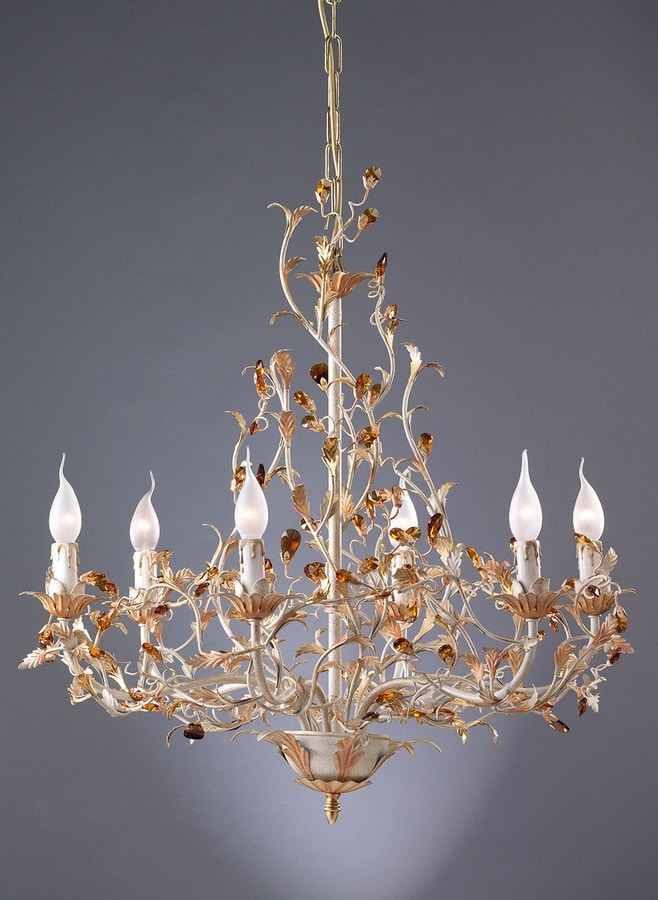 98916, Classic style chandelier
