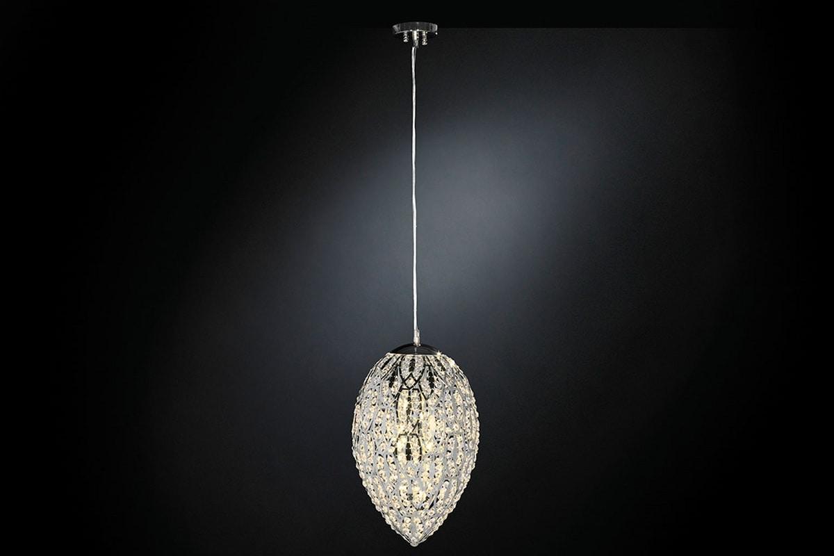 Arabesque Egg 75, Modern pendant lamp
