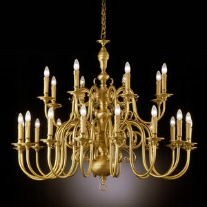 Art. 243, Large classic chandelier