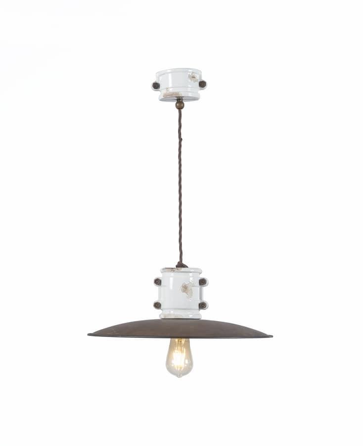 Art. L 83, Retro style chandelier