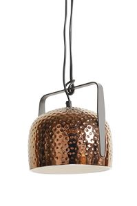 Bag SE154, Pendant lamp in ceramic, with a feminine design