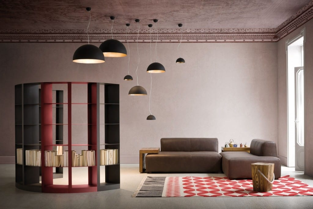 Baloon, Suspension lamp in different finishes