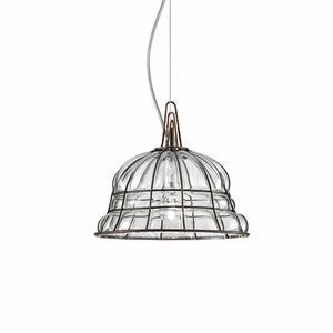 Bell Ms453-025, Lamp with a simple and soft shape
