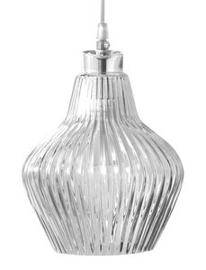 Ceraunavolta SE135 5S INT, Ceiling lamp in clear glass