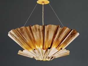 CONCHIGLIA HL1074CH-16, Iron chandelier in the shape of a shell