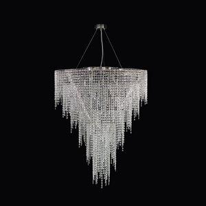 Crystal Dream SS4071-90�110-N, Crystal pendant lamp for hotel lobby