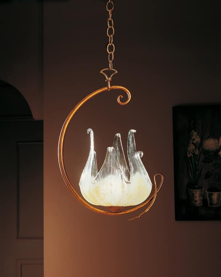 Diva 1140/S, Elegant chandelier at outlet price