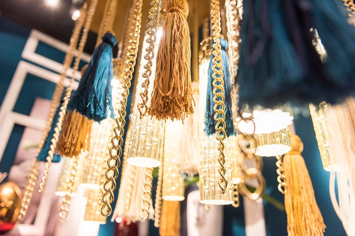Eticaliving, Handcrafted chandelier