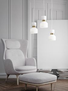 Fifty, Suspension lamp with 3 lights