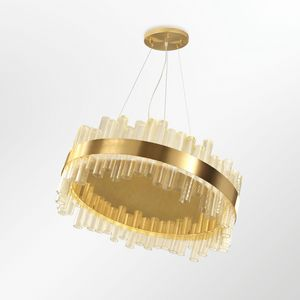 Galactic SS6620-75-K, Glass chandelier with mirror effect