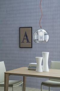 IRIDE, Table or hanging lamp, round shape