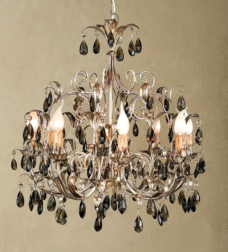 L. 6665/8, Chandelier in classic style