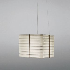 Nettuno Rs424-035, Suspension lamp with a cubic shape