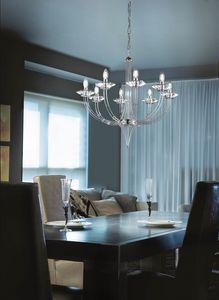 RIALTO Ø 75, Hanging lamp in Venetian style