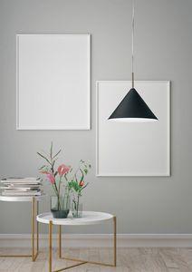 Samoi, Suspension lamp in powder-coated metal