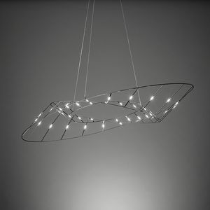 Tesa, Suspension lamp, balanced and harmonious