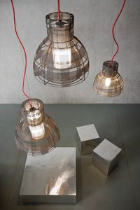 Tuli, Braided iron wire suspension lamp