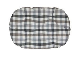 Quadretti, Soft checkered cushion for dogs and cats