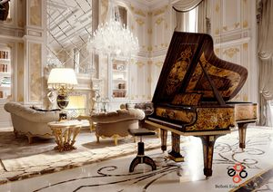 Piano 672, Luxury piano