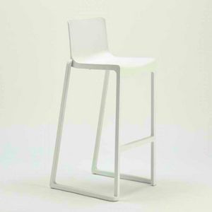 High Design Stackable Stool In KASAR Fiberglass For Kitchen And Bar Boonen Design, Stackable stool for kitchen and bar