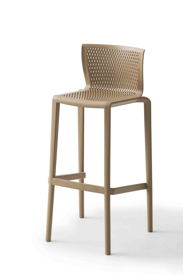 Spyker ST, Stackable stool for bars and restaurants