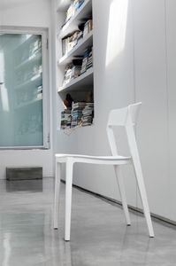 ALMERIA SE806, Plastic kitchen chair