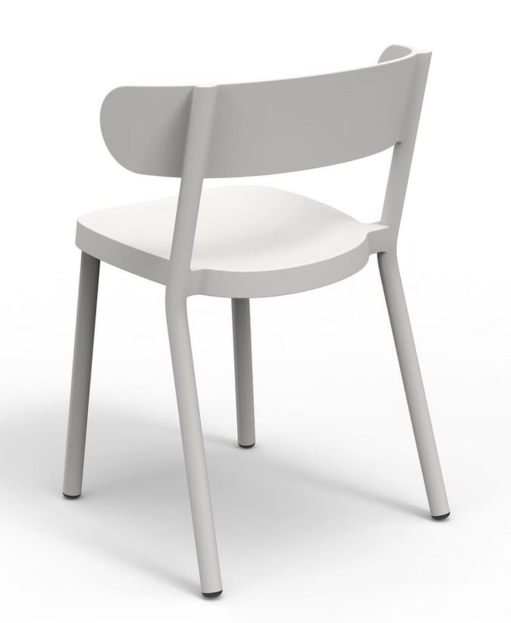 Clem, Plastic chair for bars and hotels