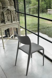 CORDOBA SE804, Chair in polypropylene