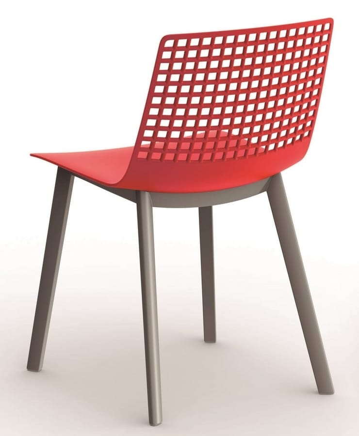 Cosmo, Outdoor chair for bars